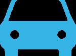 Icoon-auto-blauw